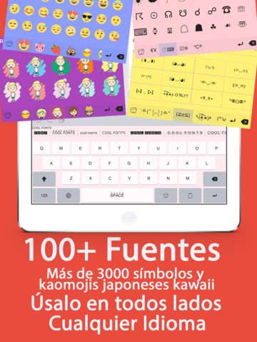 Color Fonts Keyboard Pro