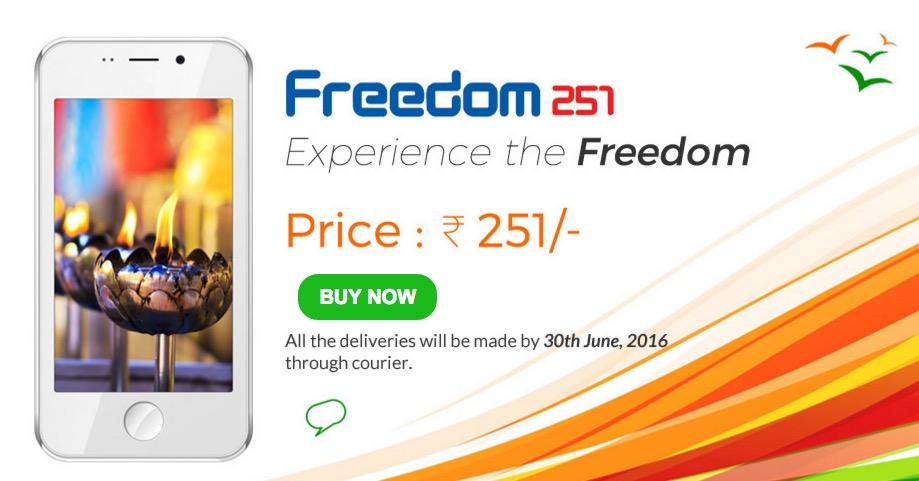 Freedom 251 1