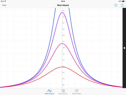 GraphMe HD- Graphing Calculator