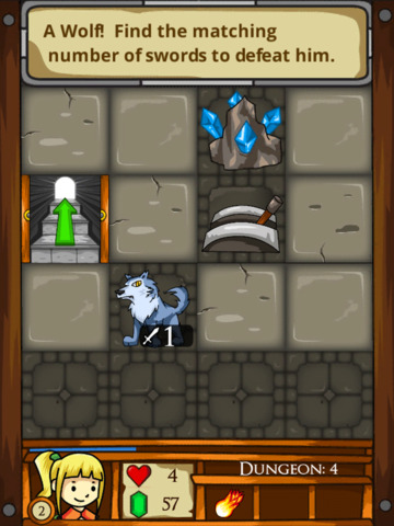 Memory Quest- Dungeon Adventure