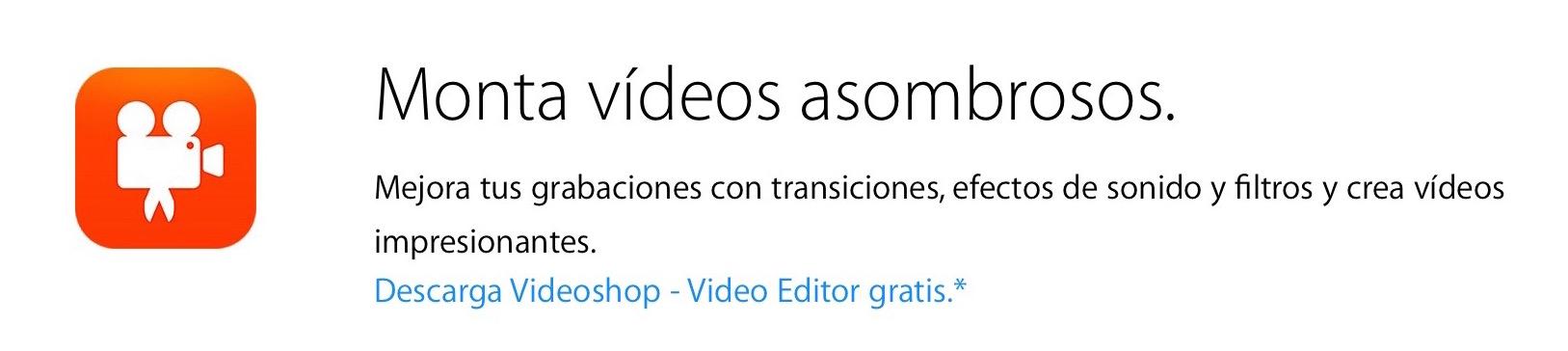Videoshop oferta