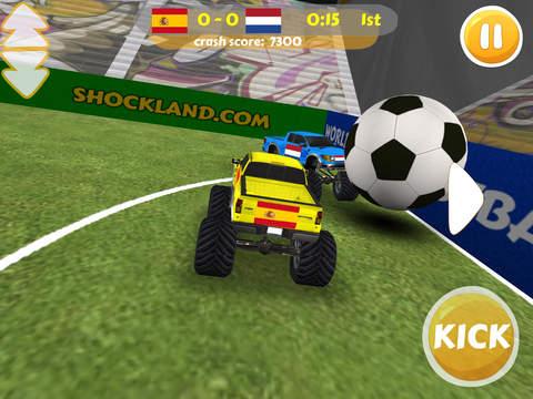 World Truck Ball