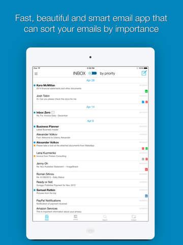 Zero - best email app for any inbox