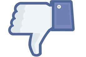 no me gusta facebook