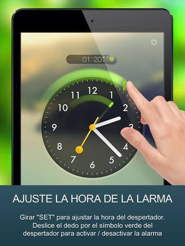 Alarm Clock Wake Up Time