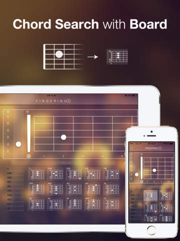 Guitar Kit+ for Chord Search