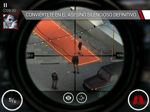 Hitman- Sniper