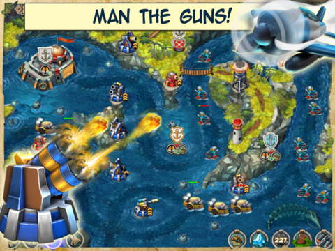 Iron Sea Defenders HD TD