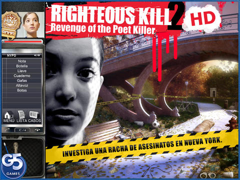 Righteous Kill 2- Revenge of the Poet Killer HD (Full)