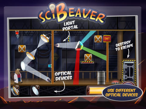 SciBeaver Adventures HD