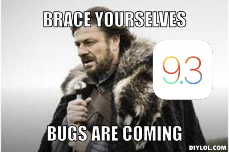 meme GoT bugs
