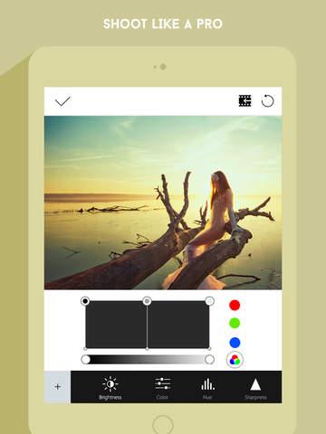 Editar Fotos Photos - iCamera gratis