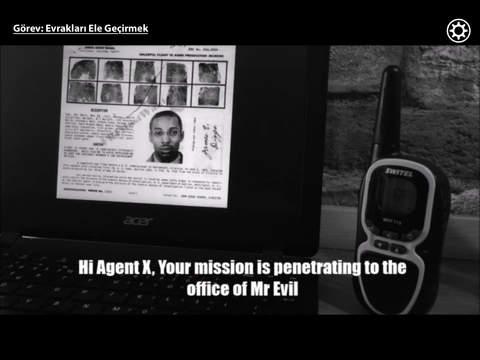 Secret Agent- Istanbul - Secret Documents