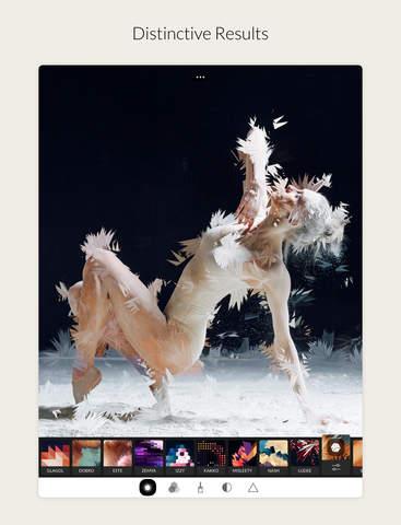 Trigraphy - Transform Photos into Digital Art