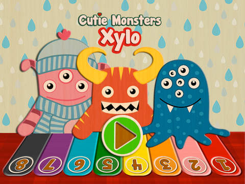 Xylo - Cutie Monsters Xylophone Fun