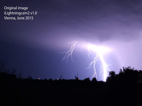iLightningCam 2 - Lightning Strike Photography