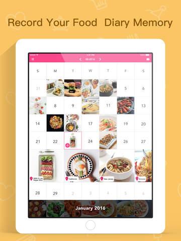 My Food Diary 365