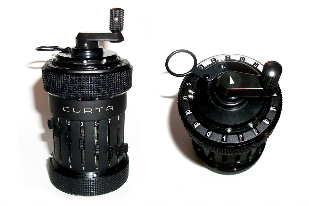 curta-mechanical-calculator