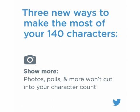 twitter limite 140