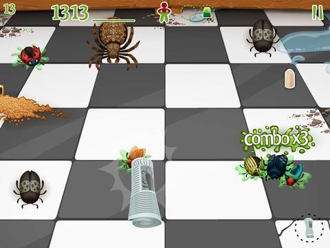 Beetles. Stop them