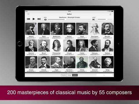 Obras maestras de música clásica