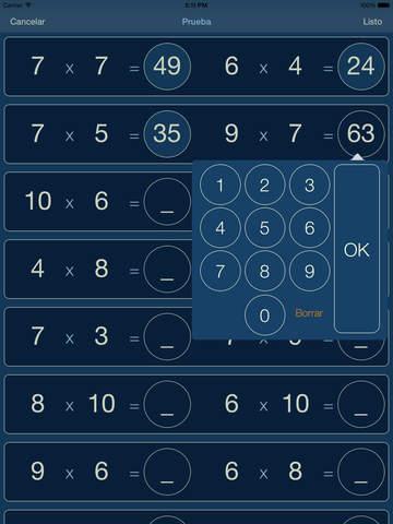 Mi Multiplicación - las tablas de multiplicar