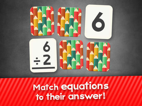 division-flashcard-match-games