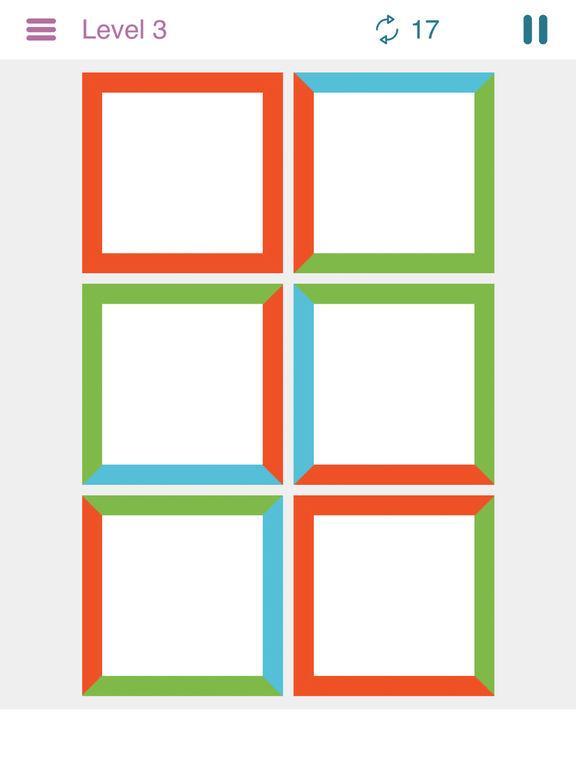 Edges - A Fun Puzzle Challenge