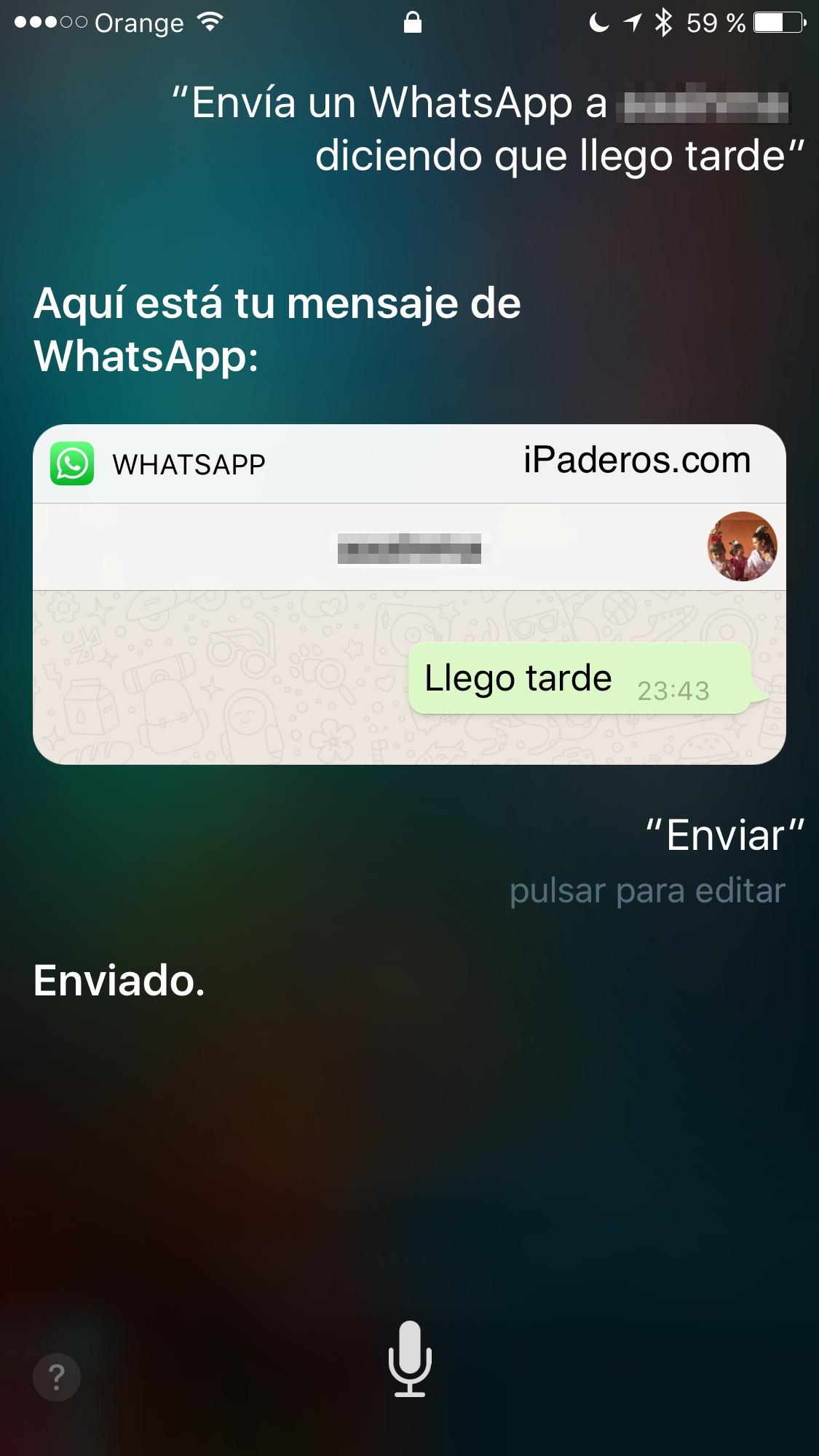 whatsapp-siri-enviar