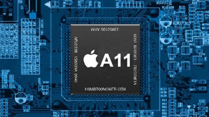 A11 de Apple