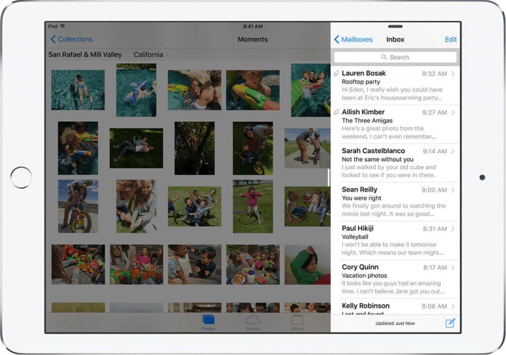 Cómo desactivar los gestos de la multitarea de los iPad en iPaderos