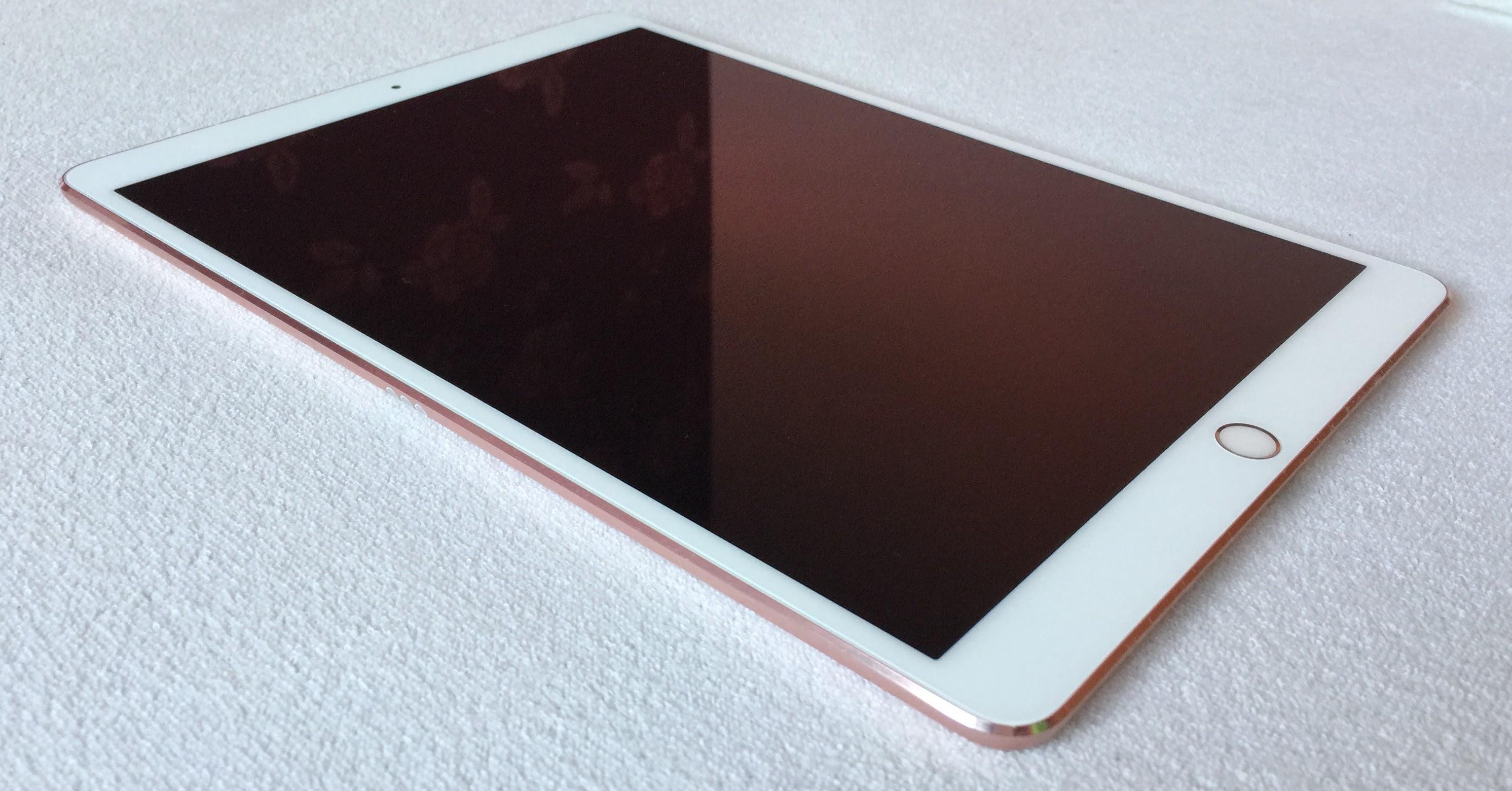 Nuevo iPad de 10,5 pulgadas