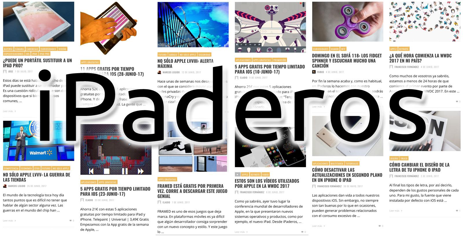 Si te encanta el iPad, estamos buscando redactores para iPaderos, ¿Quieres unirte al equipo?