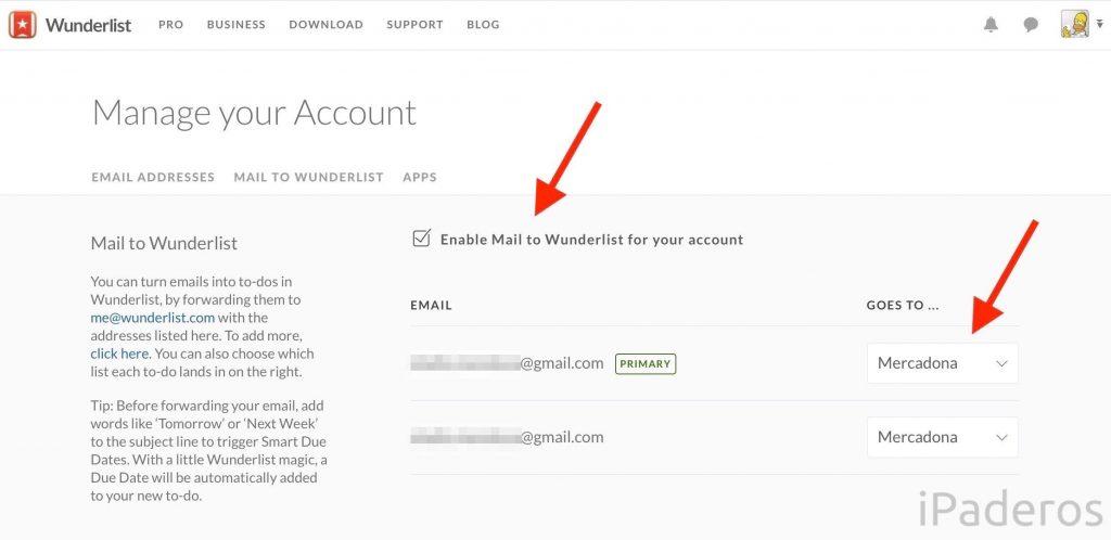 Siri y Wunderlist: cómo usar Siri para añadir recordatorios a listas