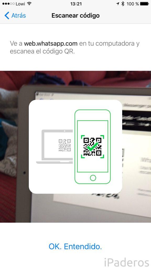 Cómo instalar Whatsapp en iPad, gratis y sin Jailbreak - iPaderos