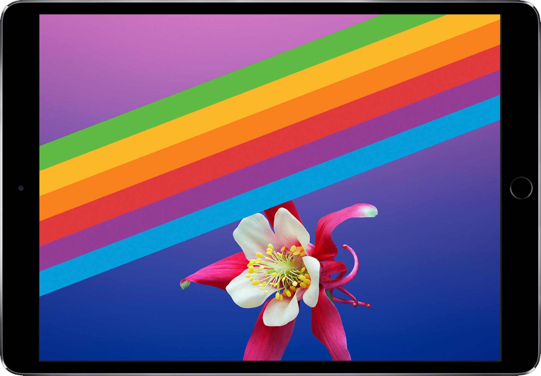 Fondos de pantalla dei OS 11 para iPad