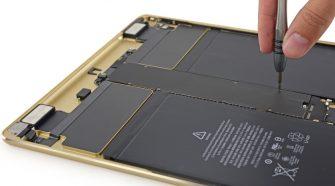 Batería del iPad Pro