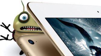 Bugs en el iPad