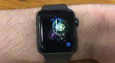 Fuegos artificiales en el Apple Watch