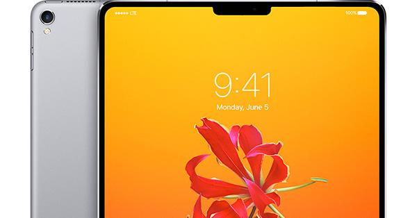 Concepto de diseño(design) de <stro />iPad</strong>® Pro con Face ID&#8221; width=&#8221;600&#8243; height=&#8221;314&#8243; class=&#8221;aligncenter size-full wp-image-60308&#8243; srcset=&#8221;<a target=