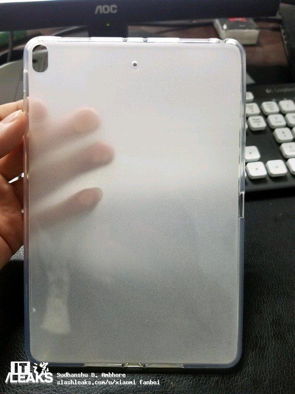 Supuesta funda de un iPad mini 5 no presentado todavía.