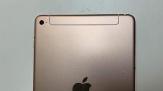 Supuesto iPad mini 5