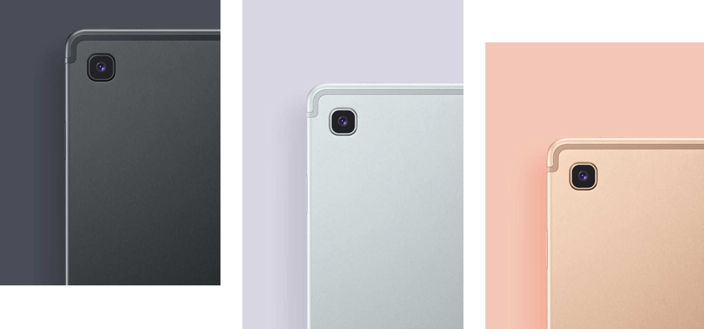 Colores del Galaxy Tab S5e