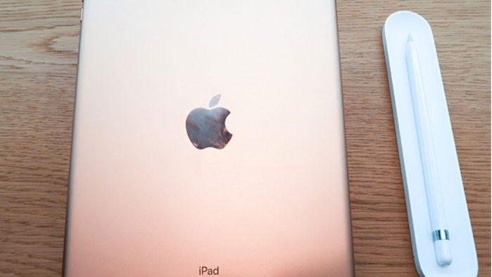 Carcasa del iPad de sexta generación