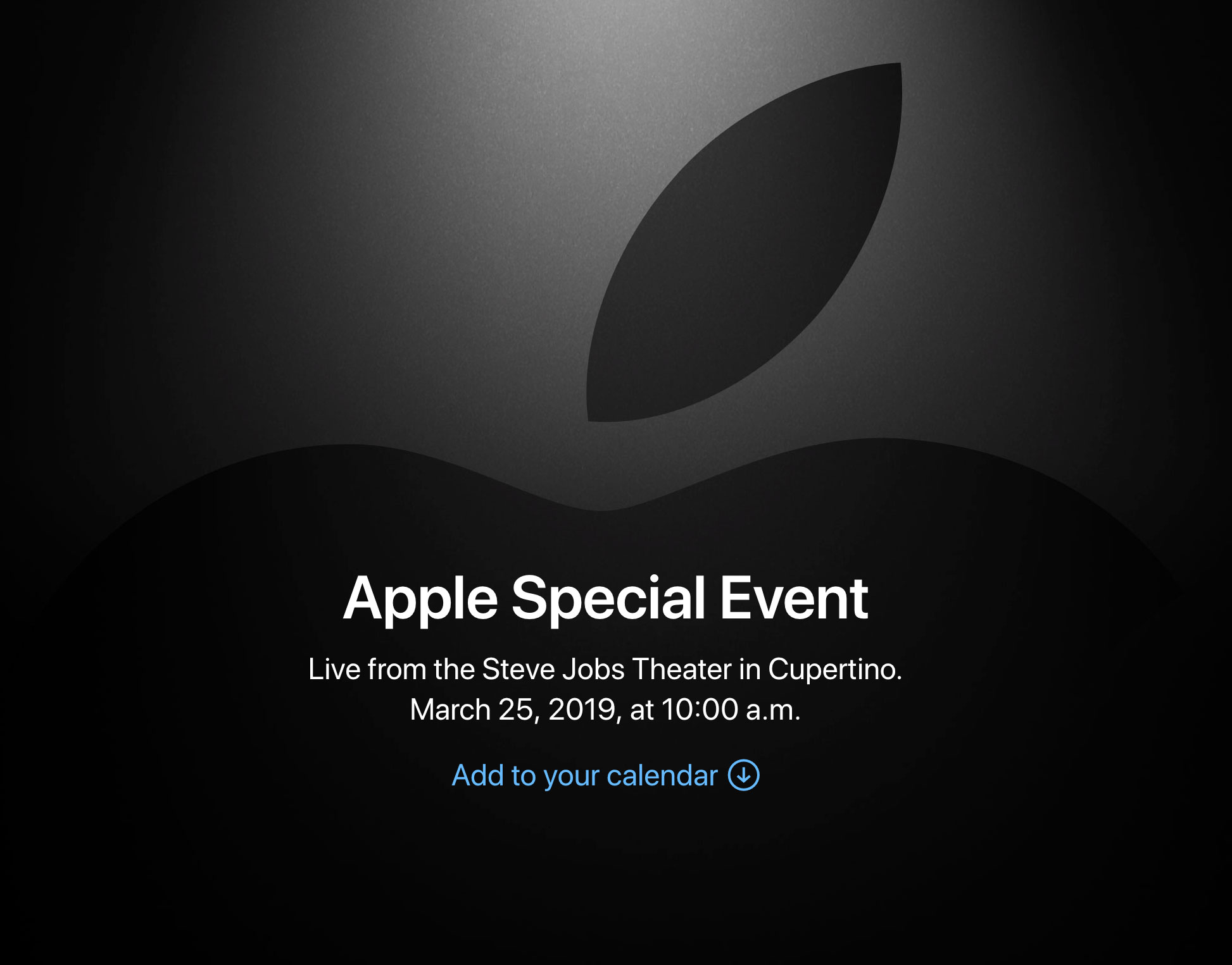 Evento especial del 25 de Marzo del 2019: It's show time