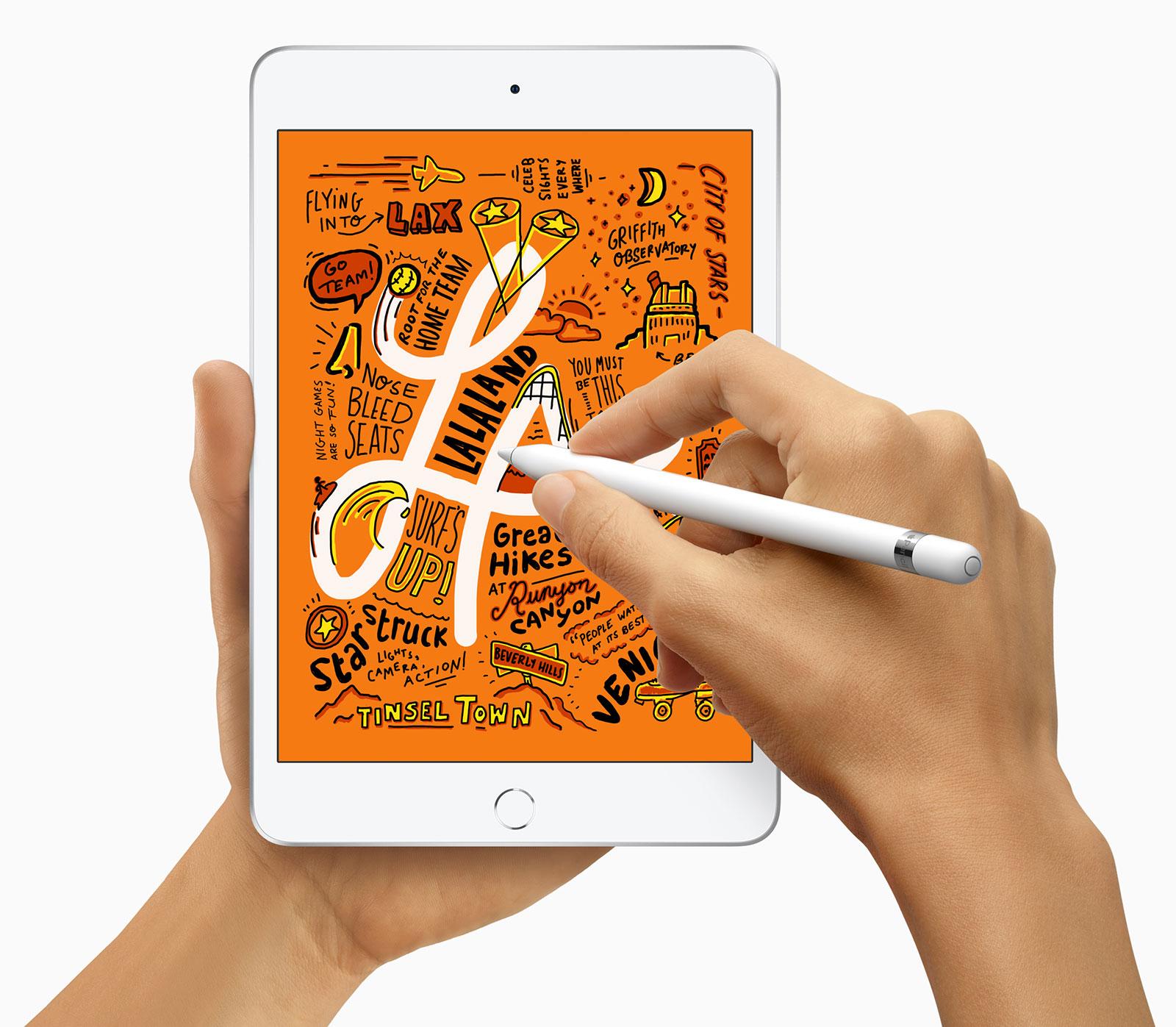 Nuevo iPad mini de quinta generación (2019)