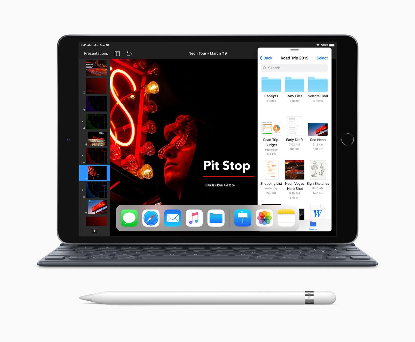 Nuevo iPad Air de 10,5 pulgadas