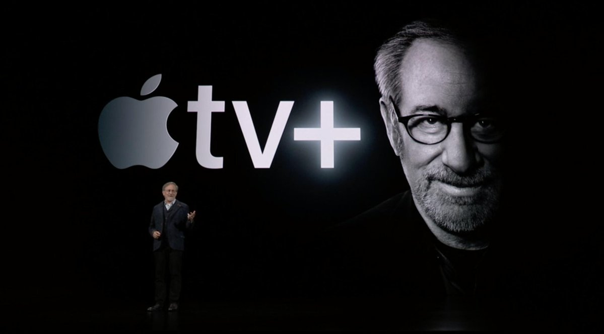 Steven Spielberg - Apple TV+