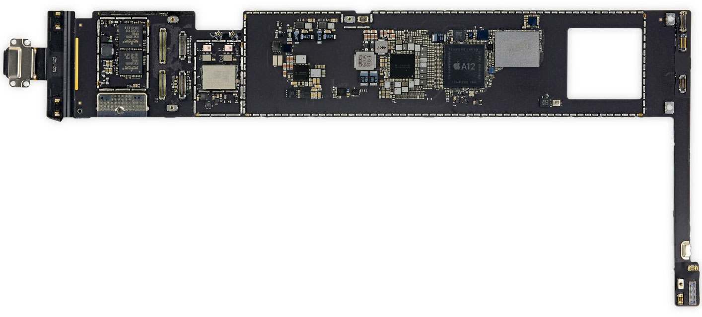 Placa base del iPad Air 3