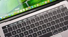 MacBook con Touch Bar
